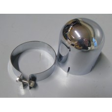 OILFILTER COVER CHROME HIGHWAY HAWK H633-010