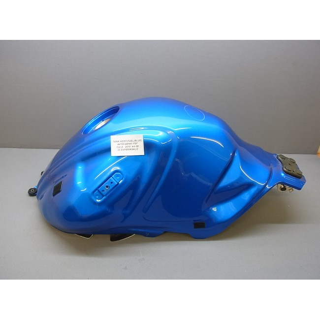 TANK ASSY, FUEL ( BLUE )