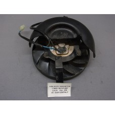 FAN ASSY,RADIATOR 17800-18H10-000  - GSX 1250