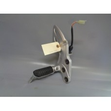 BRACKET, FRONT, FOOTREST RH 43510-15H00  - GSX 1300R Hayabusa