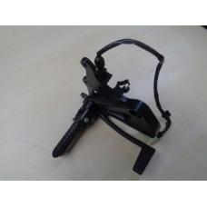 Bracket, Front Footrest, RH 43511-17K00  - GSX-R 1000